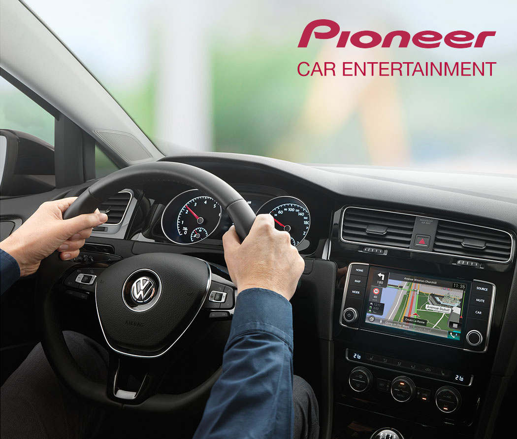 Pioneer Car Infotainment